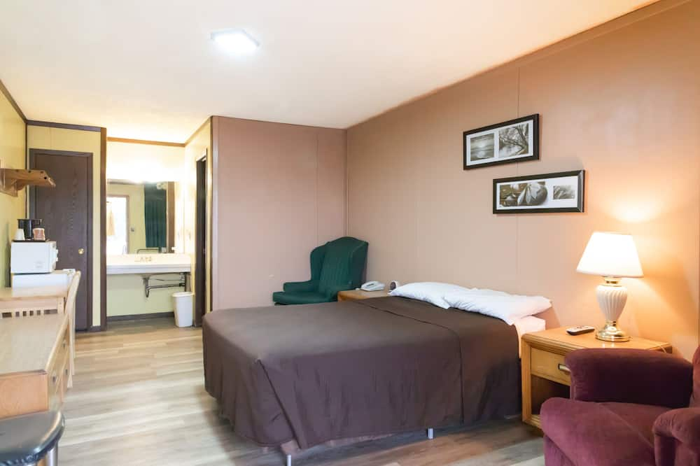 Standardzimmer, 1King-Bett - Zimmer