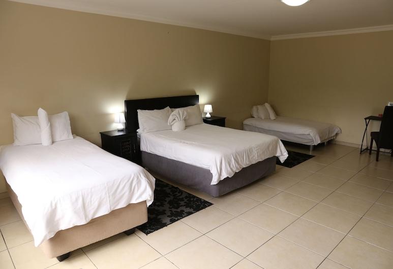 Pelican Guesthouse, Windhoek, Rodinné apartmá, 1 ložnice, Pokoj