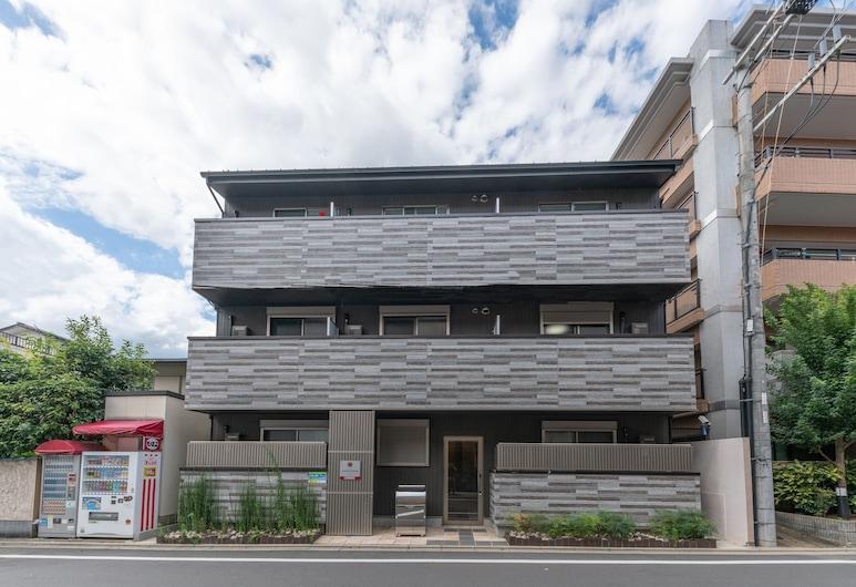 北白梅日本寧飯店, Kyoto, 外觀