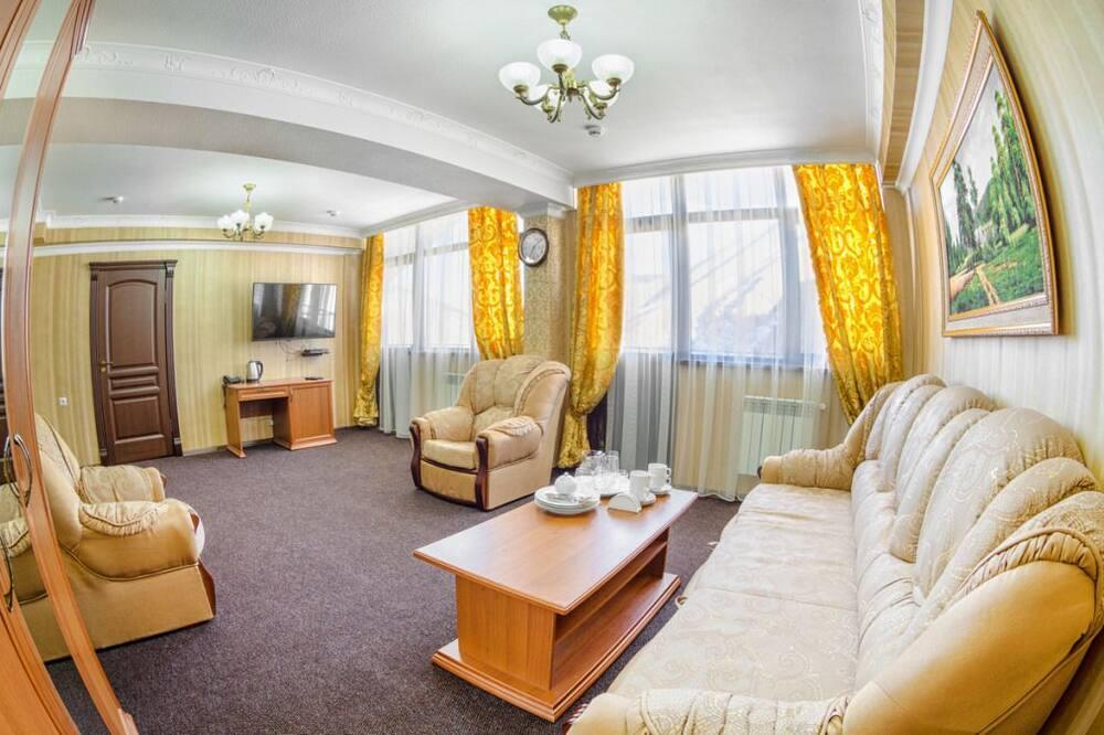 Deluxe Room - Dzīvojamā zona