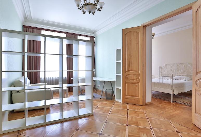 Мини-отель Milli One, Санкт-Петербург, Представительский люкс, 2 спальни, Номер