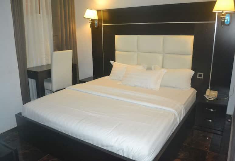 Mac Dove Lounge & Suites ltd, Lagos, Classic Double Room, Guest Room View