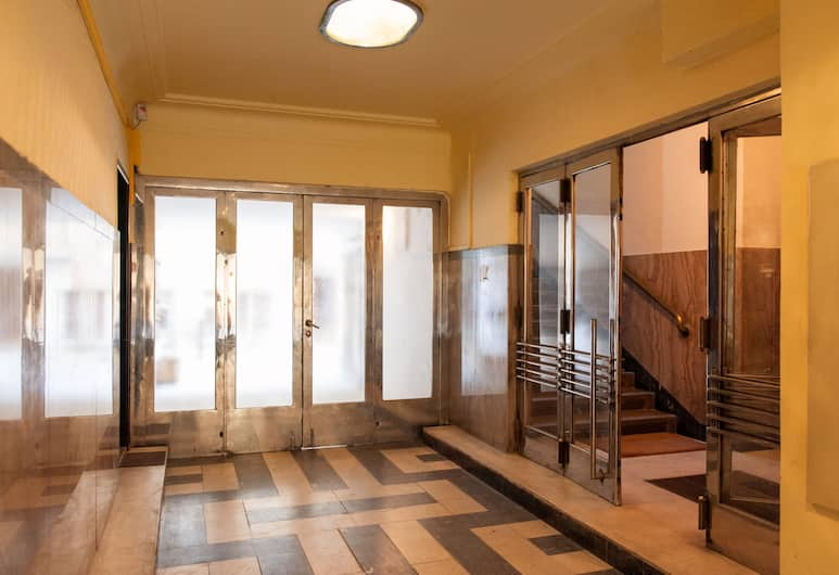 Stunning Design Apartment, Praga, Ingresso della struttura