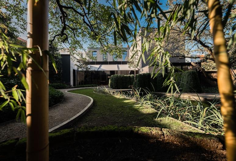 Cabosse, Suites & Spa, Anvers, Jardin