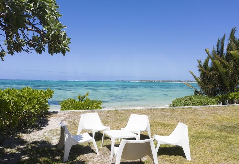 Beach and Pool Poste Lafayette, Poste Lafayette, Garten