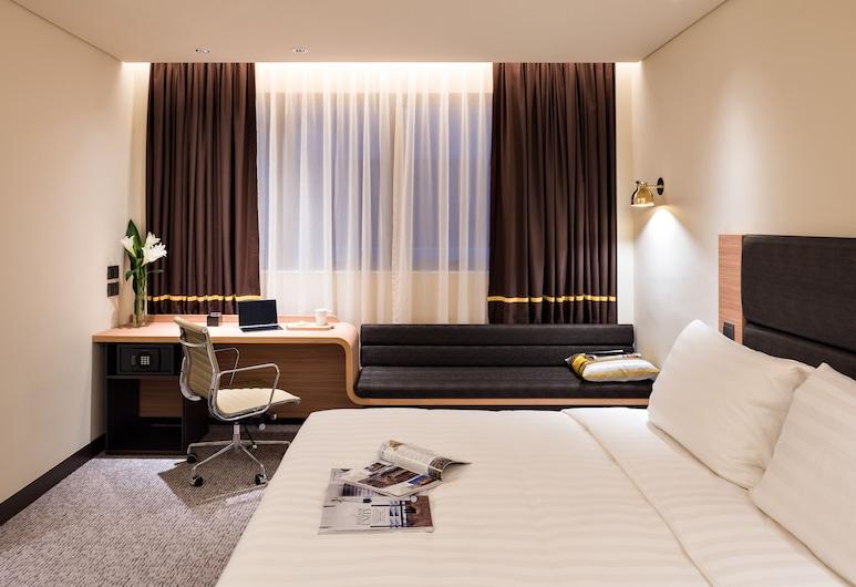 Camlux Hotel, Kowloon, Cosy Queen Room, Guest Room