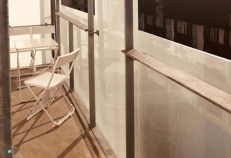 Sorenga Apartments, Осло, Апартаменты, балкон, Терраса/ патио