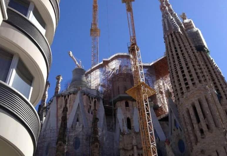 Sagrada Familia Apartments, Barcelona, Utsikt fra overnattingsstedet