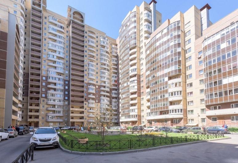 AELITA Apartment on Varshavskaya st. , St. Petersburg, Fasaden på overnattingsstedet