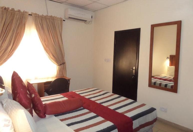 Candida's Place Apartments, Lekki, Appartement Standard, 1 chambre, non-fumeurs, Chambre