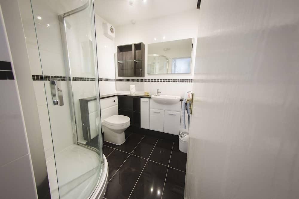 Superior Apartment, Private Bathroom, Harbour View (Two bedroom apartment) - Bathroom