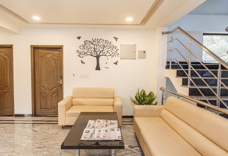 阿里亞私人有限公司服務式公寓酒店, 邦加羅爾, 大堂