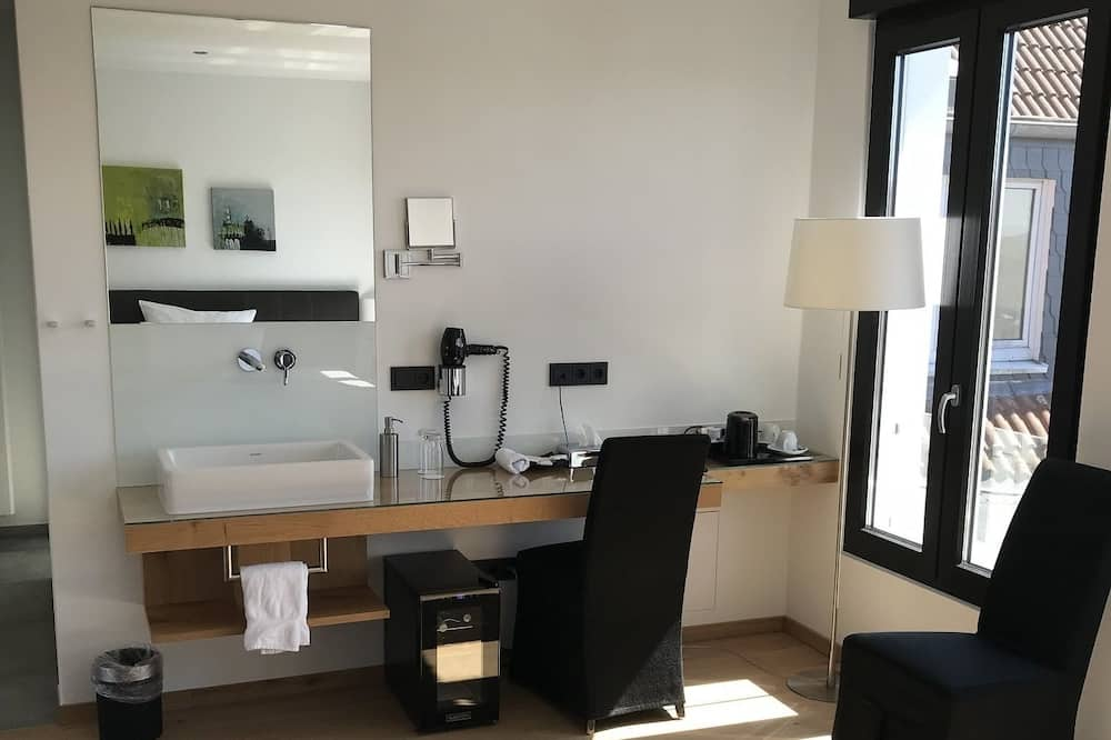 Dvojlôžková izba typu Superior (im Stammhaus) - Kúpeľňa