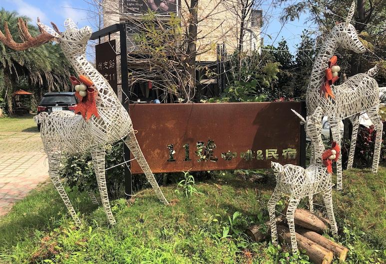 11 Cafe & Lodging, עיר חואה ליאן