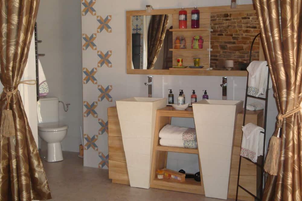 雙人房, 城市景觀 (Esquisse) - 浴室