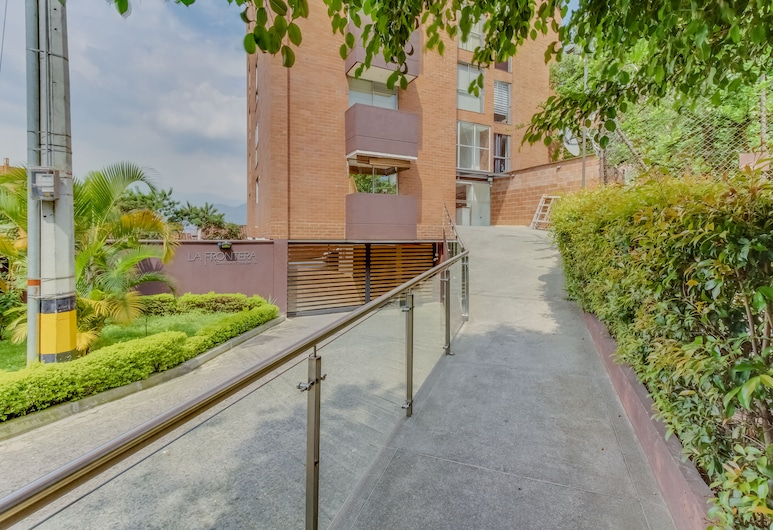 Moderno y confortable apartamento estudio 902, Medellin, Entrada do estabelecimento