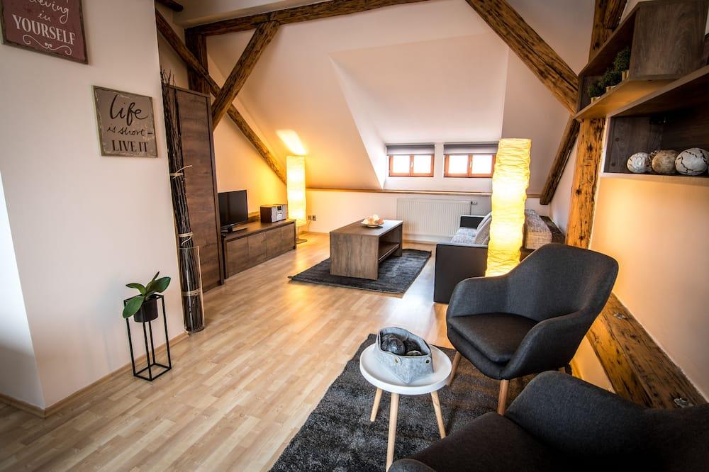 Signature Apartment, 1 Bedroom - Living Area