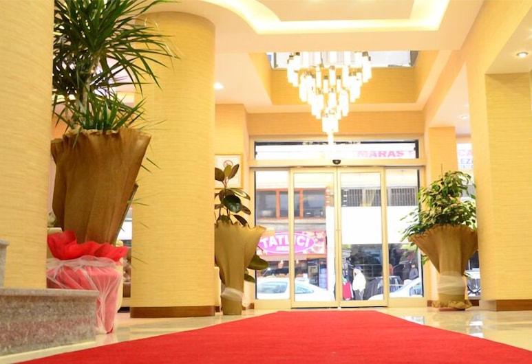 Otel Alcazar, Kahramanmaras, Interior Entrance