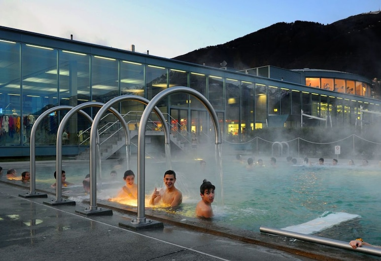 Hotel Excelsior, Locarno, Spa