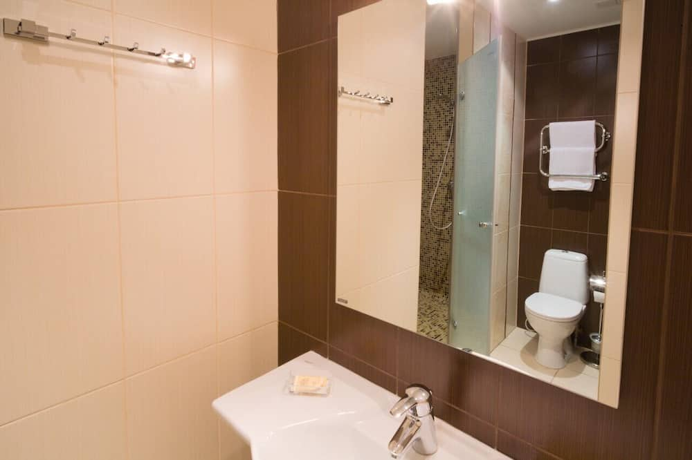 Apartmán typu Junior - Kúpeľňa