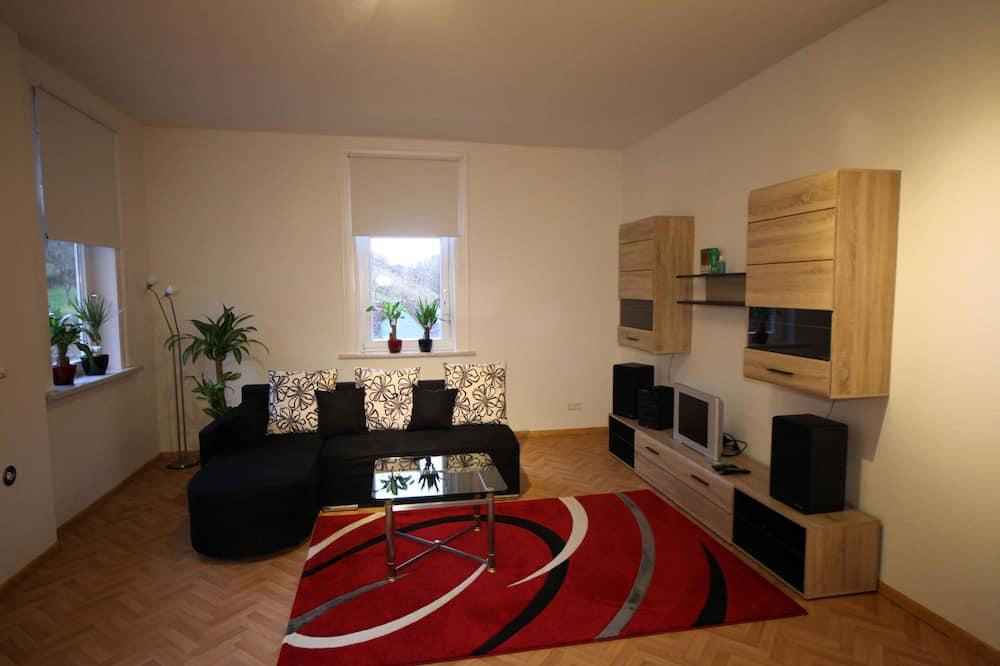 Lejlighed - 2 soveværelser - Stue