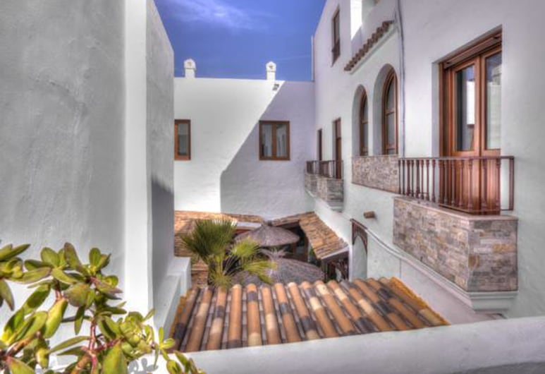Hotel Almadraba, Barbate, Terrace/Patio