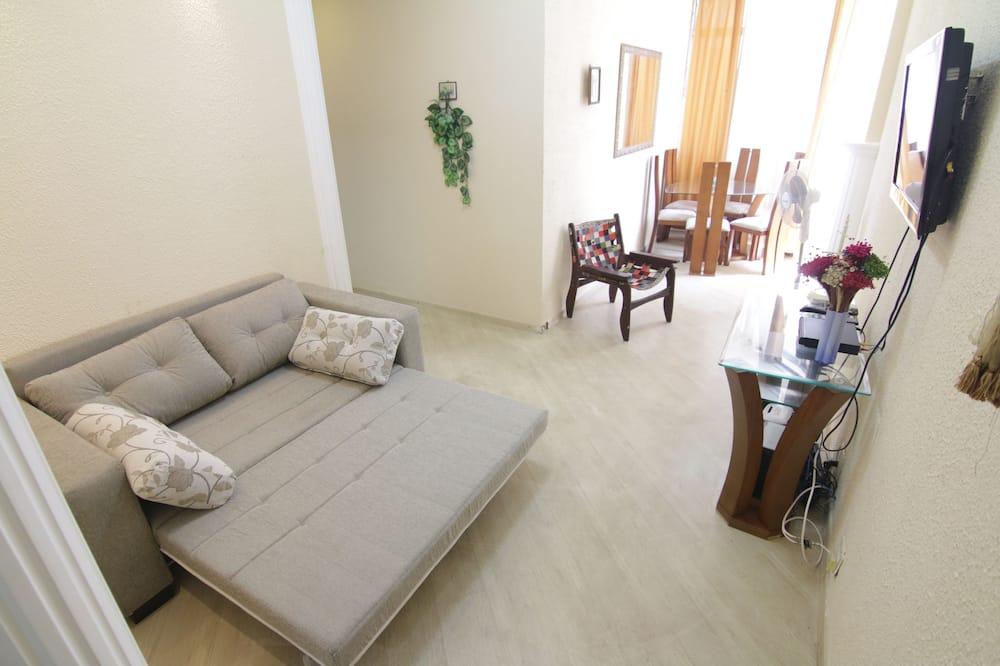 Căn hộ (D033) - Khu phòng khách