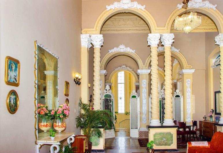 Hotel Palacio Barón Balbín, Cienfuegos, Obývacie priestory