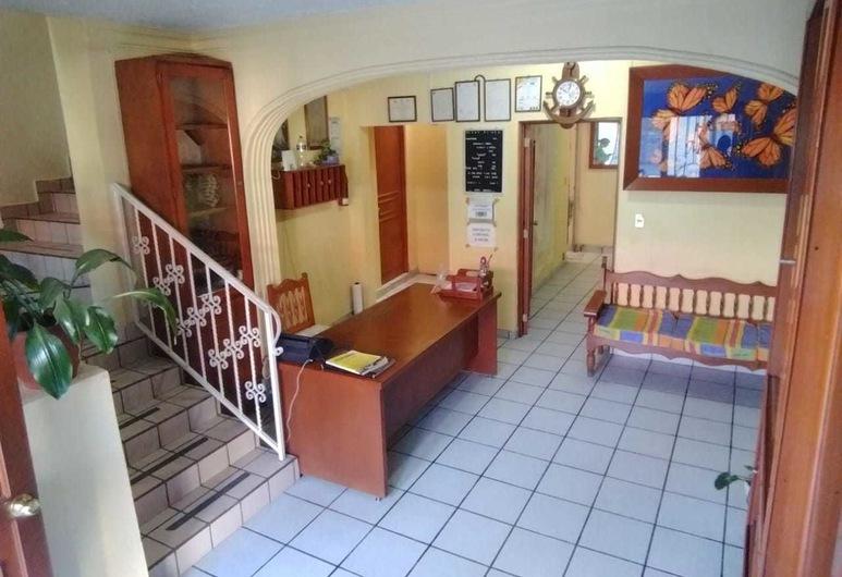 Hotel Monarca, Uruapan