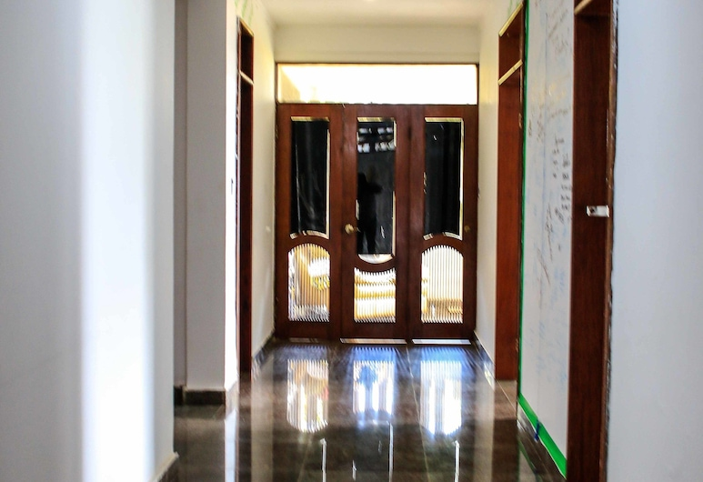 Mansao Expressar Hostel, Sao Luis, Lobby