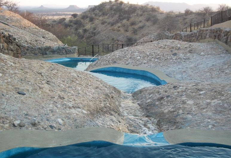 Ugab Terrace Lodge, Кхорихас, Открытый бассейн