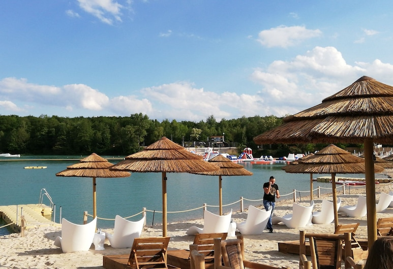 Holiday Inn Express Frankfurt Airport-Raunheim, an IHG Hotel, Raunheim, Strand