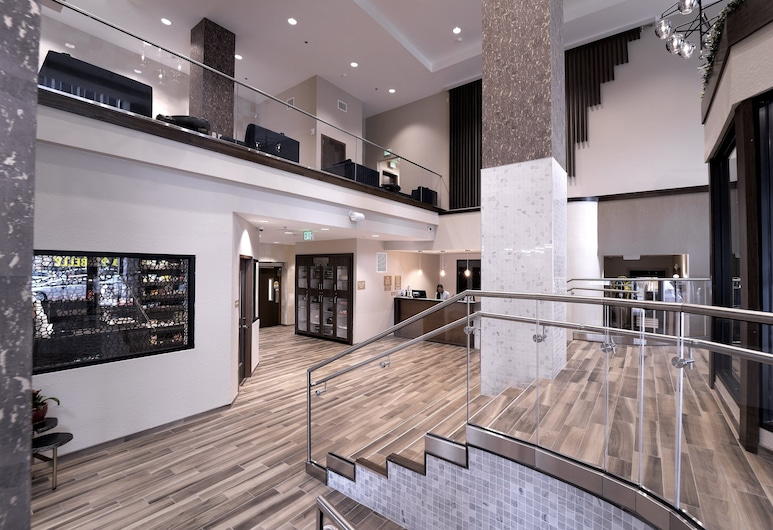 Candlewood Suites Baltimore - Inner Harbor, an IHG Hotel, Baltimore, Lobby