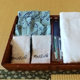 Japanese Style Room for 4 Guests, Shared Bathroom - Bathroom Amenities