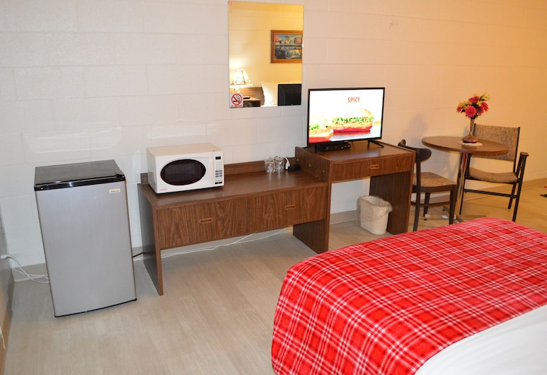 A1 Motel, Bassano, Exclusive Double Room, 2 Double Beds, Guest Room