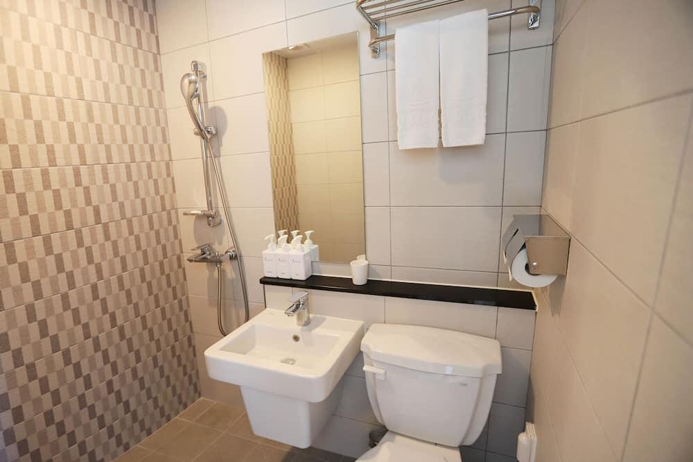 標準單人房 - 浴室洗手台