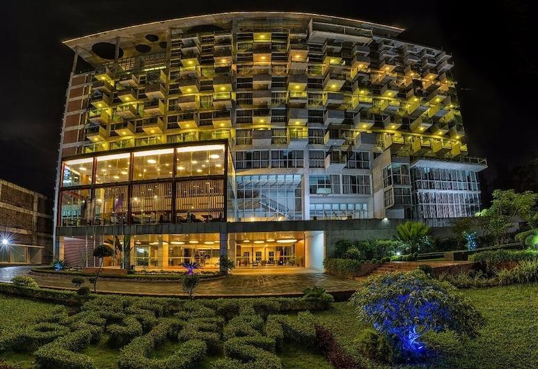 Heritage Hotel, Cox's Bazar, Hotel Front