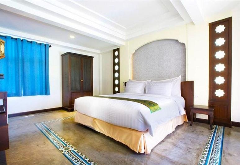 夫人常青酒店, Hua Hin, 標準雙人房, 客房