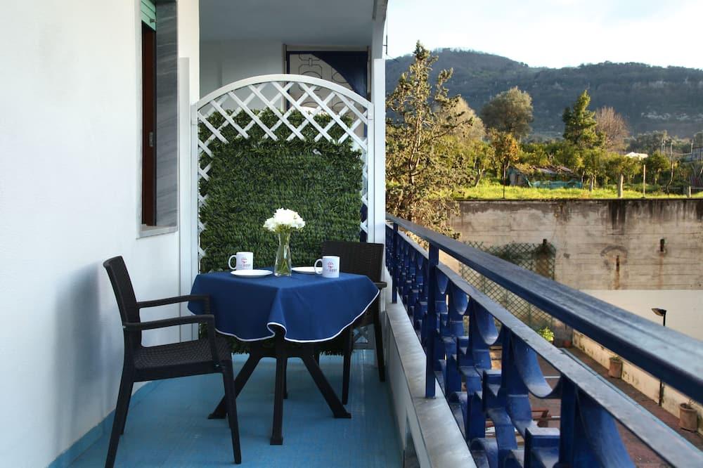 Deluxe Double Room, Balcony - Balcony