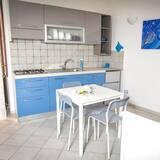Rodinný apartmán, 1 spálňa, kuchyňa - Obývacie priestory