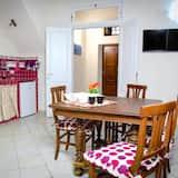 Loftový byt typu Basic, 1 spálňa, kuchyňa - Obývacie priestory