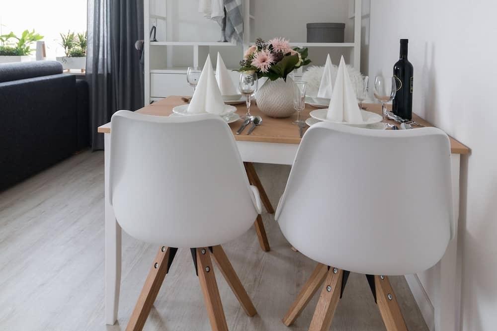 尊爵開放式客房 - 客房餐飲服務