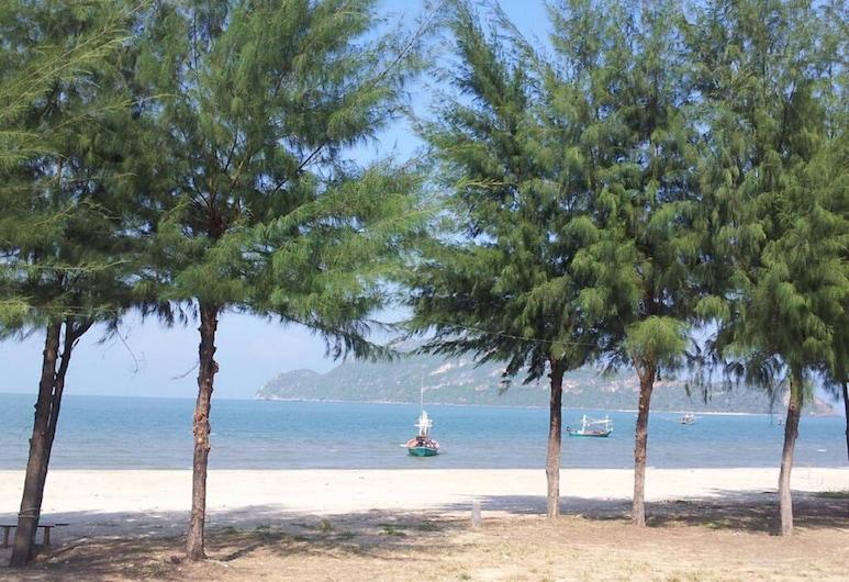 Samroiyod Beach Resort, Sam Roi Yot, Plaža