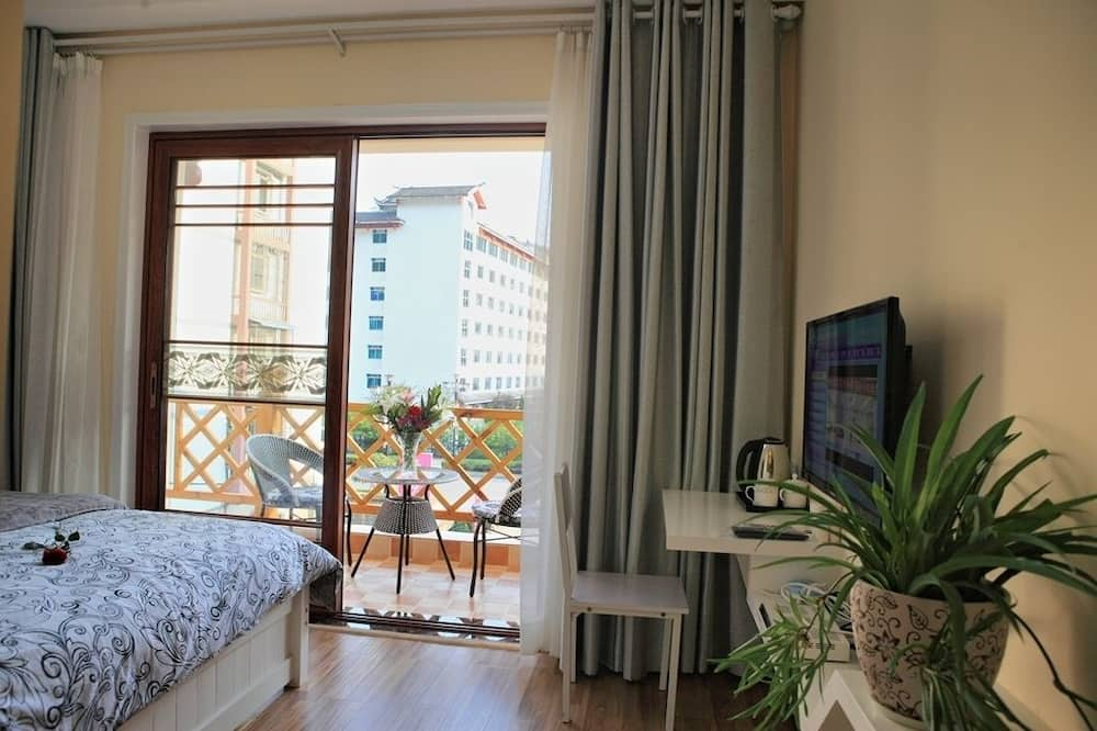 Double Room, Balcony - Guest Room