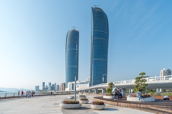 Picture of Twin Tower Anthony Seaview Apart-Hotel in Xiamen