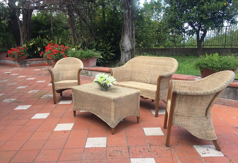 Villa Irma, Sorrento, Terrace/Patio