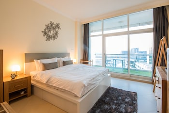 Picture of Nice JBR Beach Apartment with Dream Sea View in Dubai