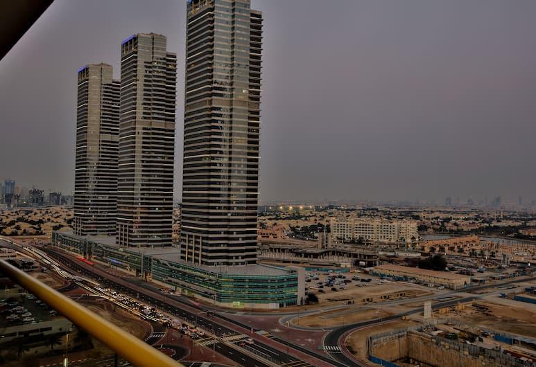 Iconic Apartment with Balcony, Dubajus, Apgyvendinimo įstaigos fasadas
