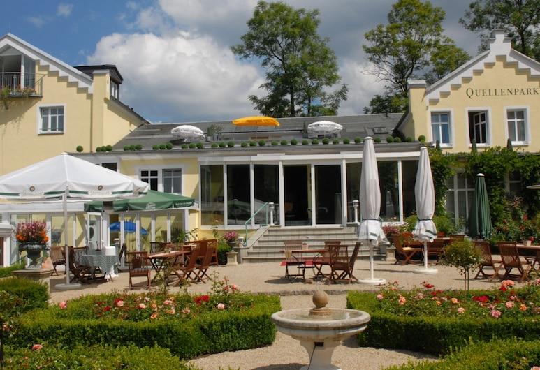 Hotel Quellenpark, Bad Elster, Terrenos del establecimiento