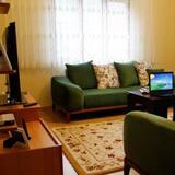 Family Apart Daire, 3 Yatak Odası, Balkon/Veranda - Oturma Alanı